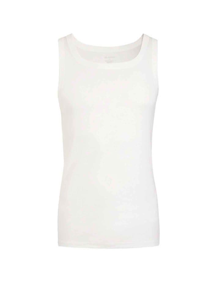 Jockey Unterhemd mit Funktionsschnitt, white