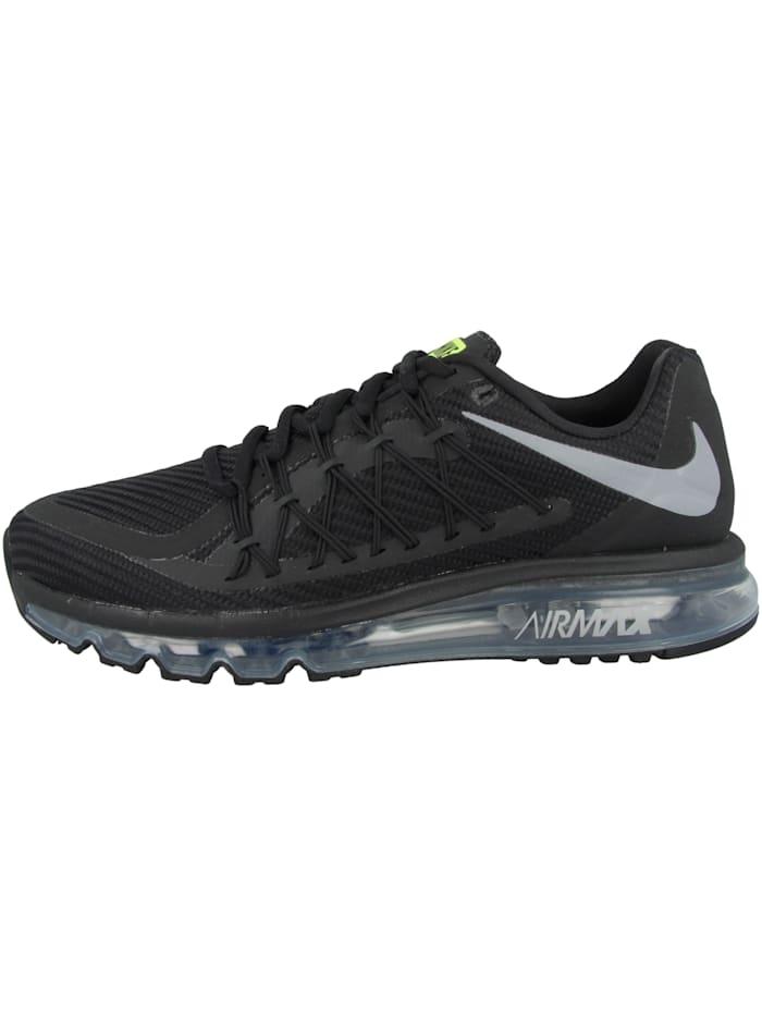 Nike Sneaker low Air Max 2015, schwarz