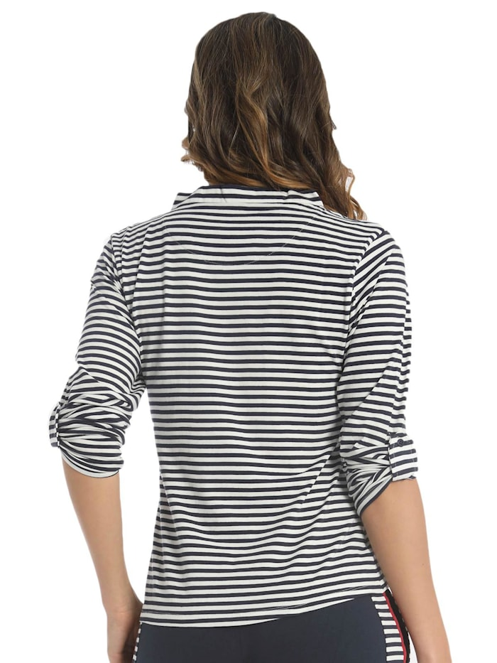 Damen T-Shirt Langarm Sea Spirit