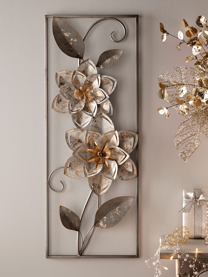 WanddecoratieBloemen