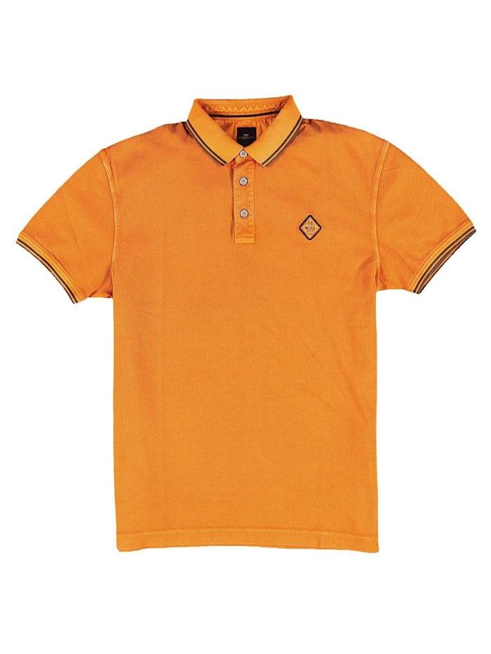 Engbers Poloshirt sportiv, Tieforange