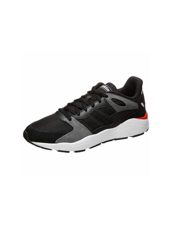 adidas Sportschuhe, schwarz