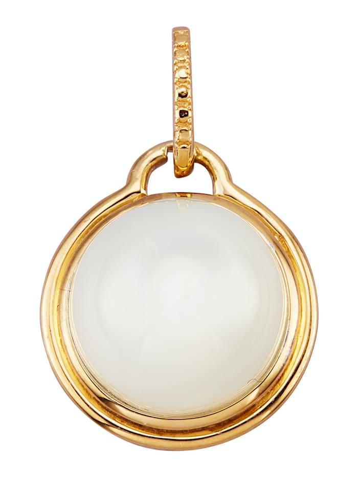 Cliphanger van echt zilver, Wit