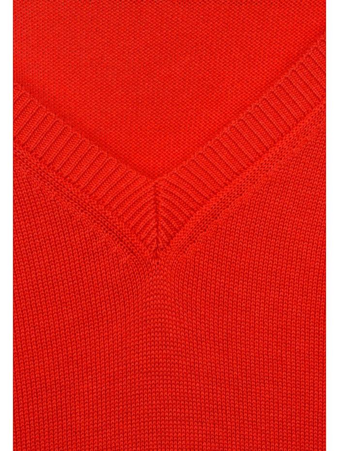 Basic Pullover in Melange