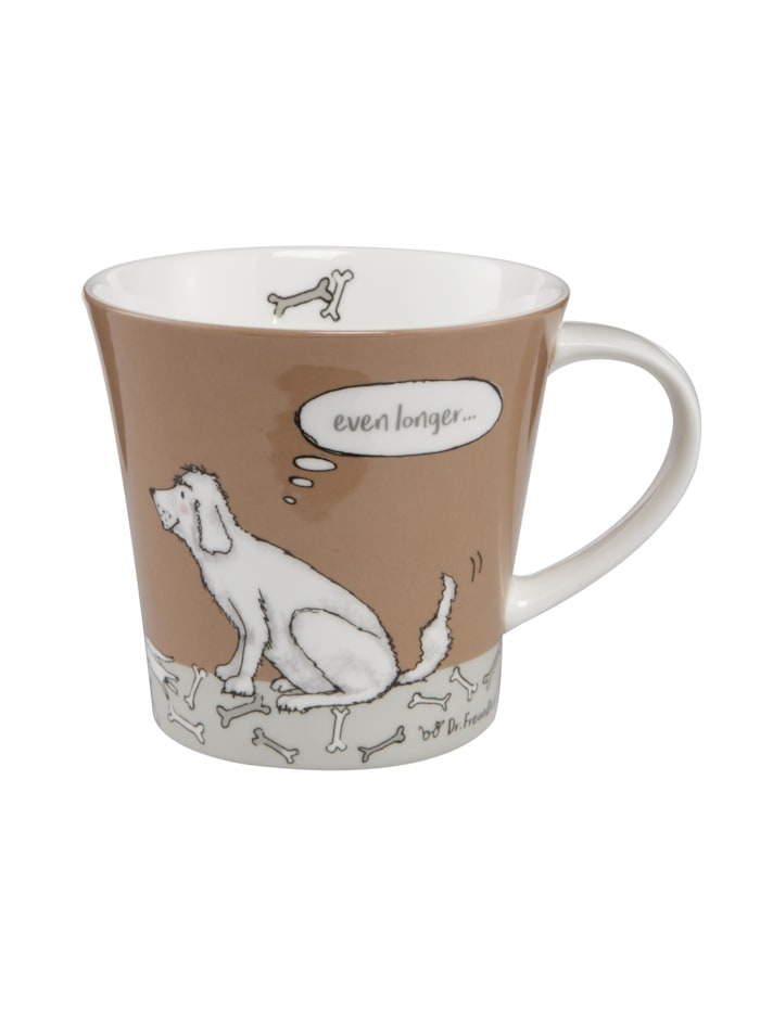 Goebel Goebel Coffee-/Tea Mug Barbara Freundlieb - Friends Forever, Bunt