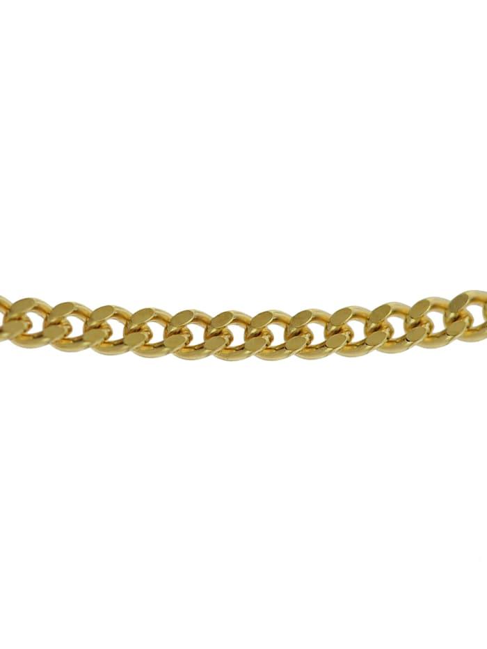 Halskette Gold 333 (8 Karat) Panzerkette Breite 1,4 mm