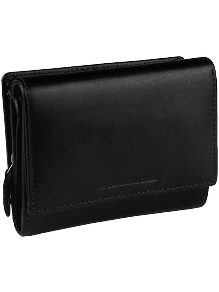 The Chesterfield Brand Odean Avery Geldbörse RFID Leder 13.5 cm, schwarz
