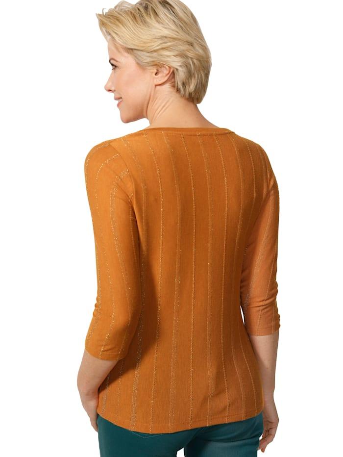 Shirt in Feinstrick-Qualität