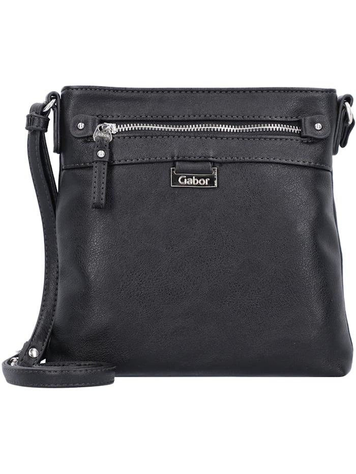 Gabor Ina Umhängetasche 22 cm, black