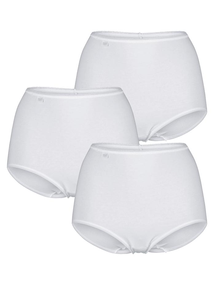 sloggi Culottes maxi classique, Blanc