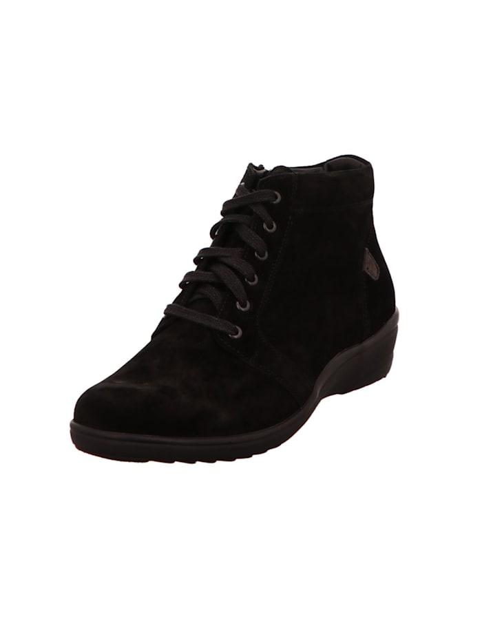Ganter Damen Stiefelette in schwarz, schwarz