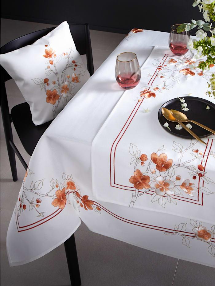 Webschatz Tischwäsche 'Vesna', Rosé
