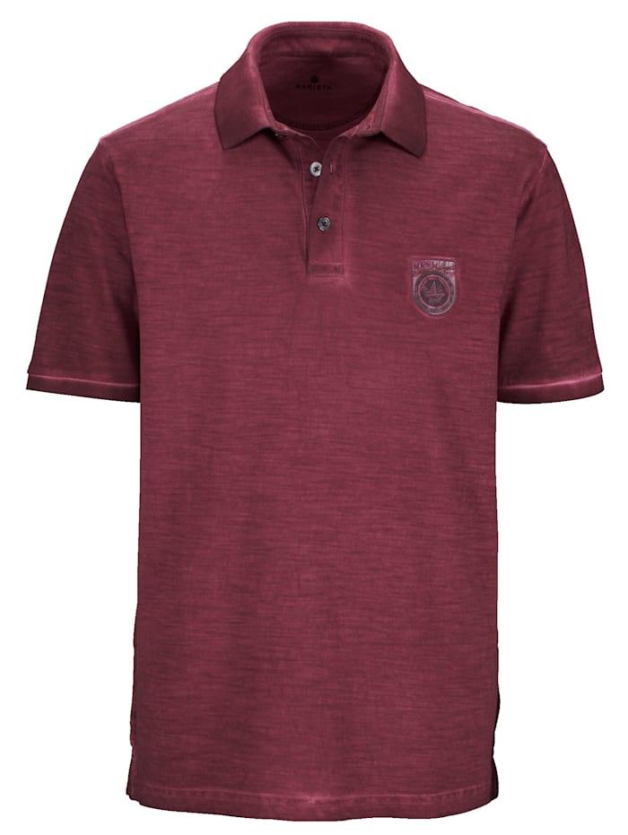 BABISTA Pikeetyylinen paita, Bordeaux