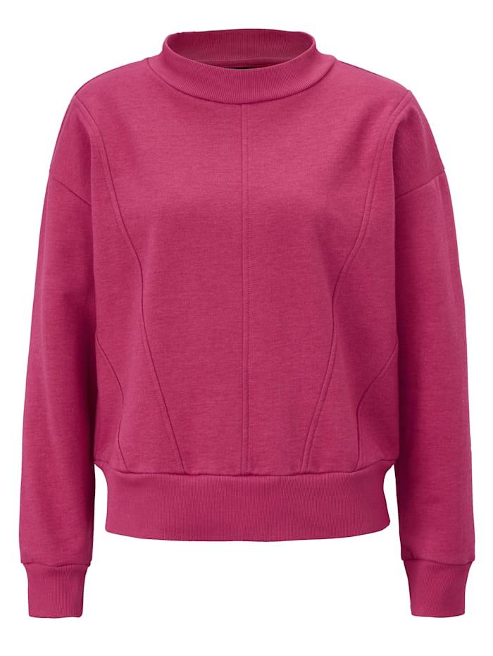 REKEN MAAR Sweatshirt, Pink