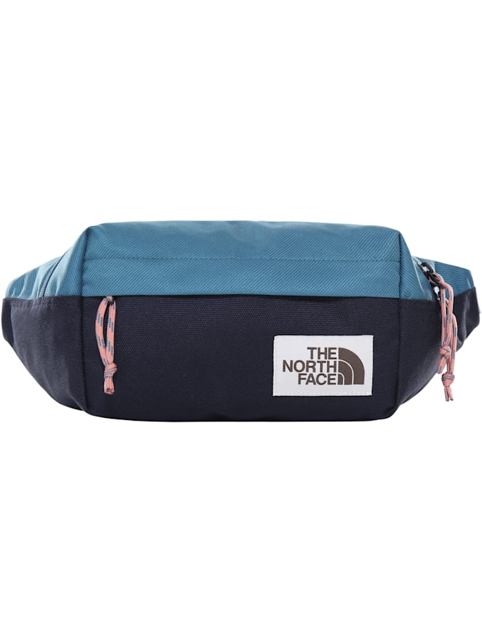 The North Face Lumbar Gürteltasche 37 cm, mallard blue/aviator navy