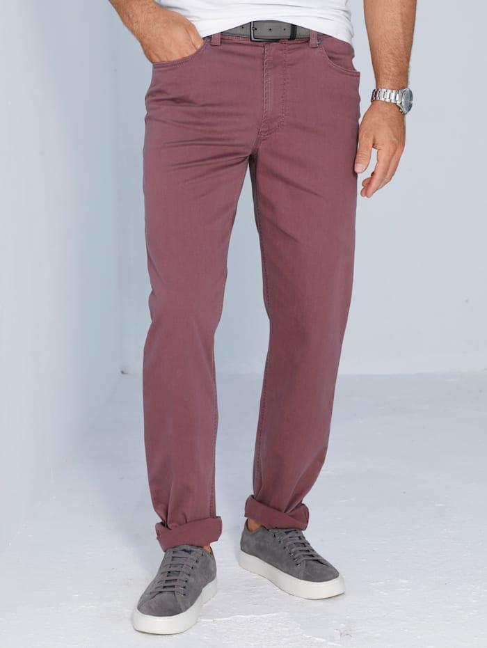 BABISTA Jeans mit hochelastischem Lycra, Beere