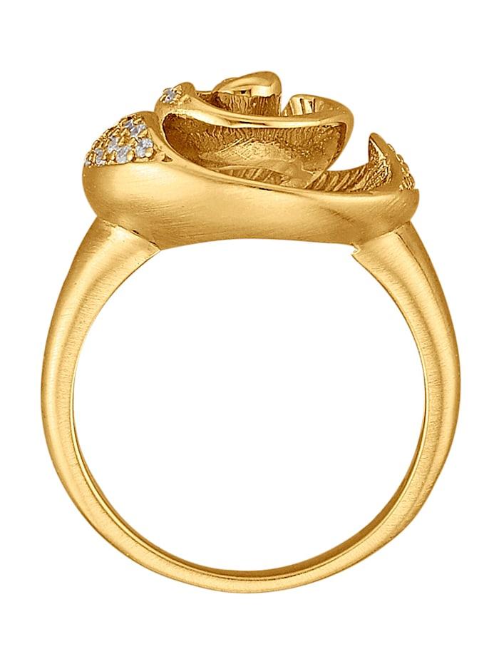 Rosen-Ring in Rosenoptik