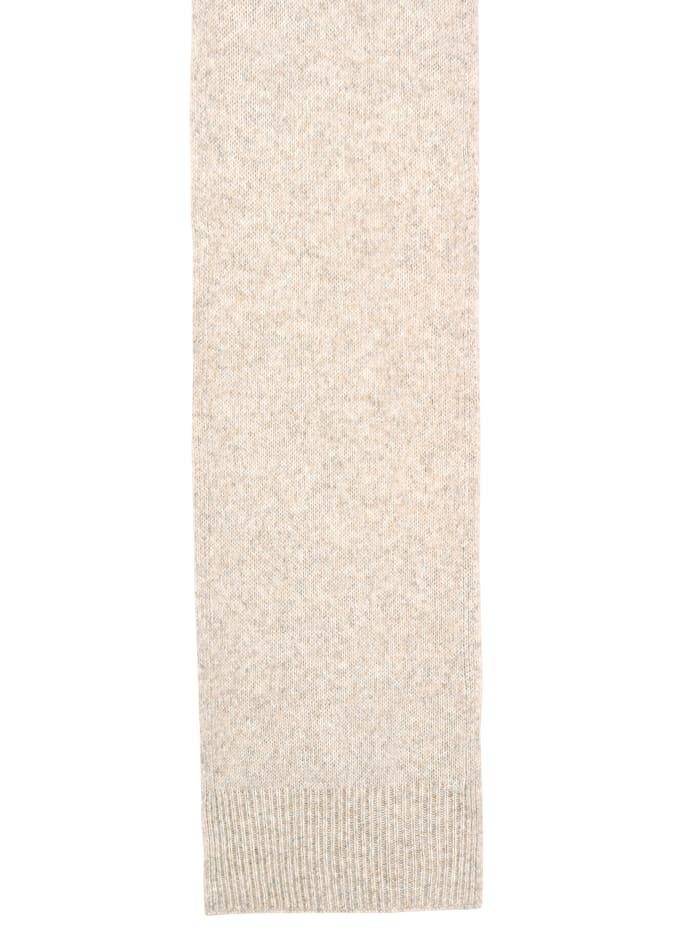Sjaal in gemêleerde look