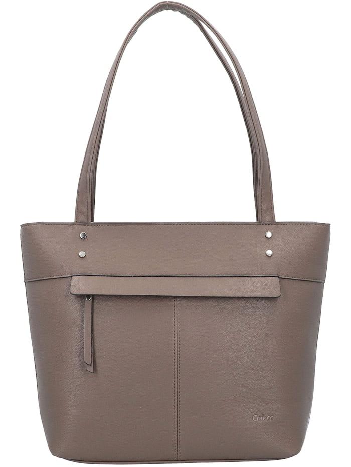 Gabor Hedda Shopper Tasche 30 cm, taupe