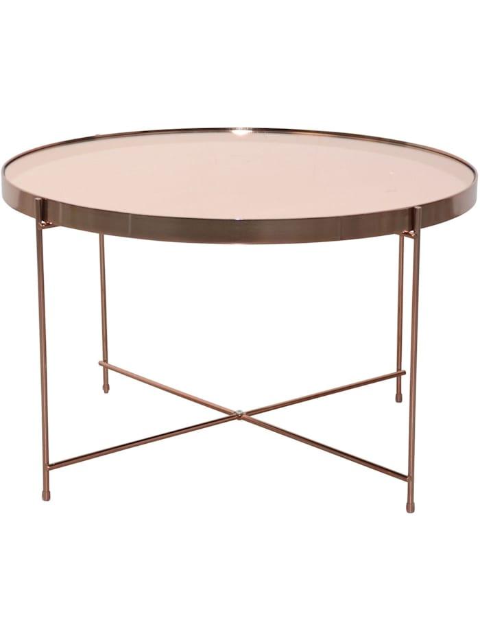 Möbel-Direkt-Online Couchtisch Santiego, roségold