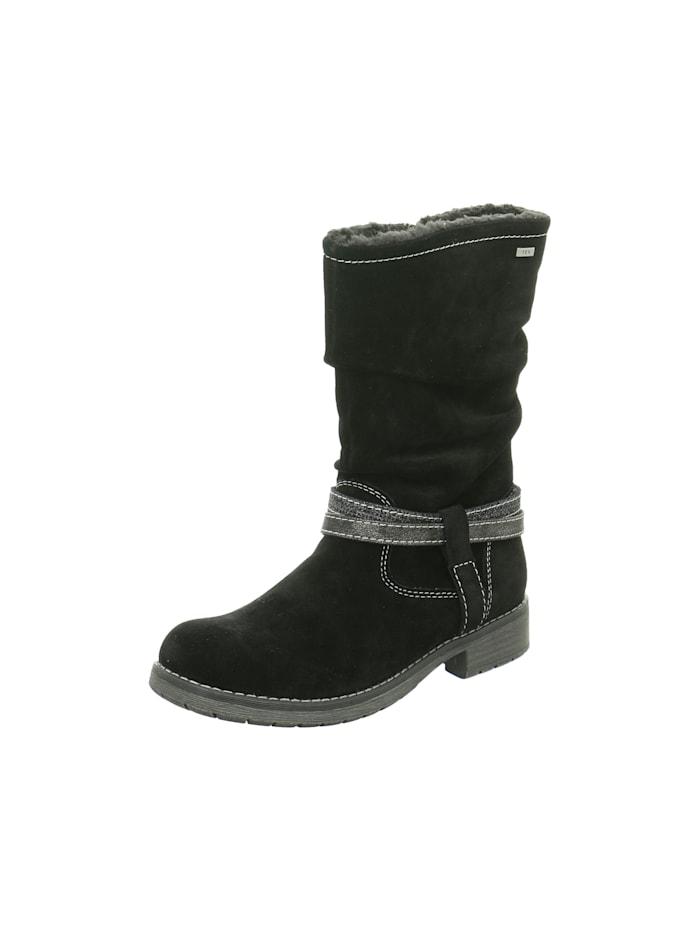 Lurchi Stiefel, schwarz