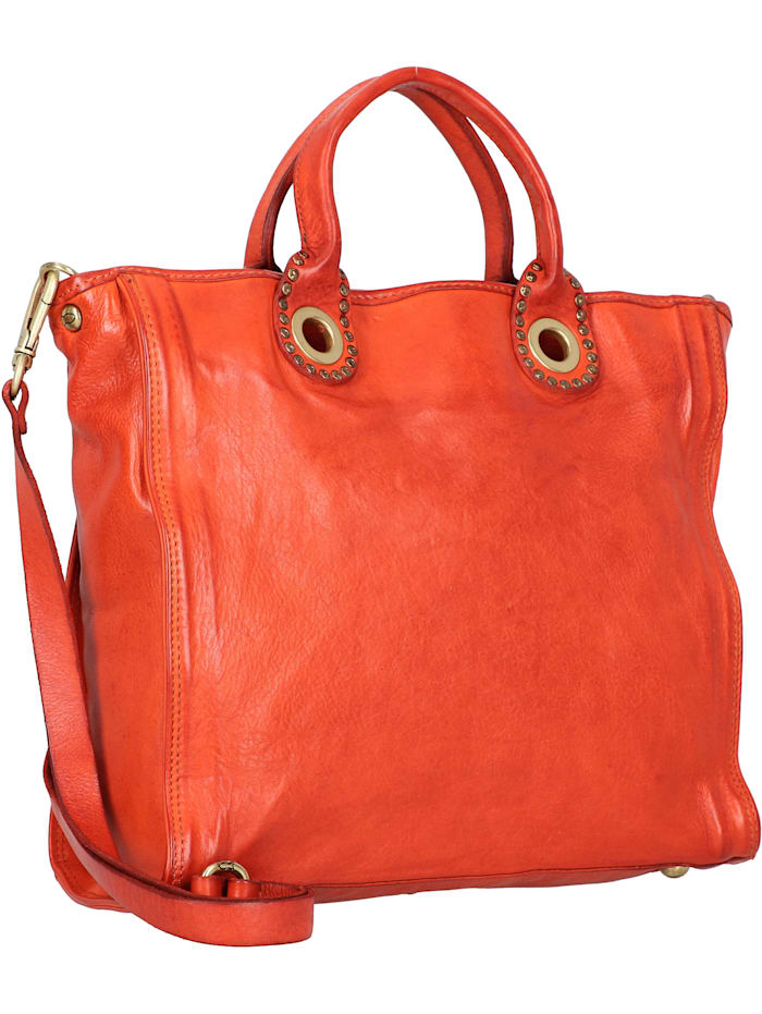Handtasche Leder 30 cm