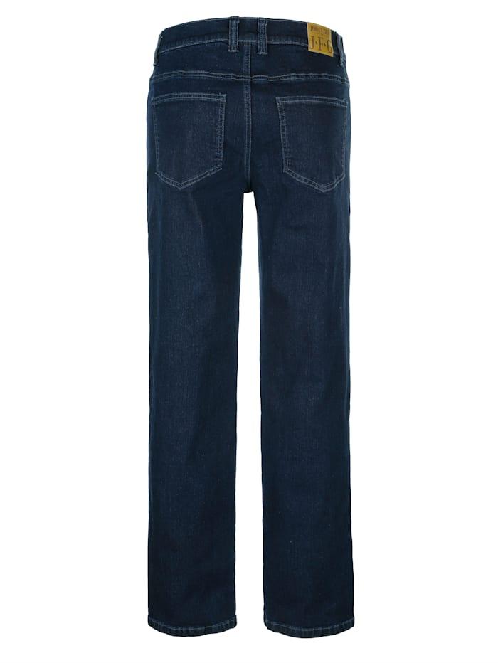 Jeans in een comfortabele pasvorm