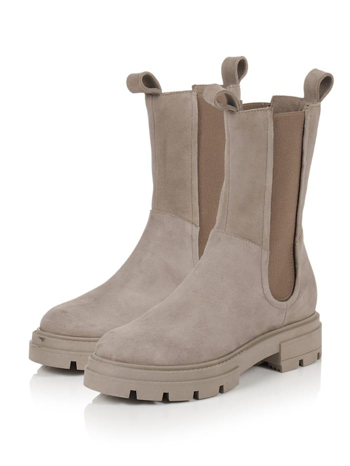 REKEN MAAR Chelsea-Boots, Sand