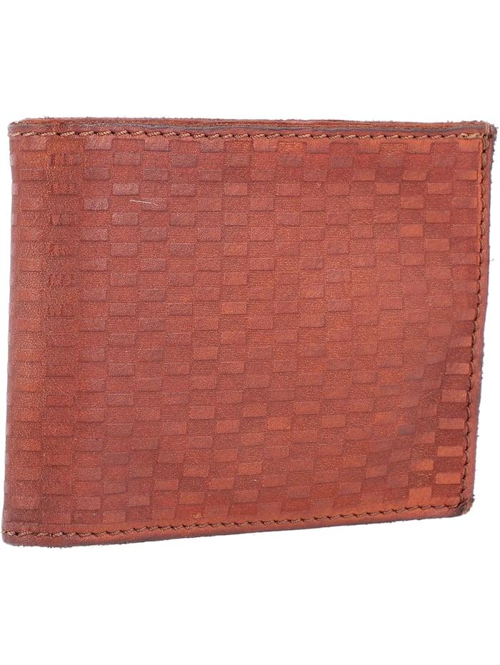 Geldbörse Leder 13 cm