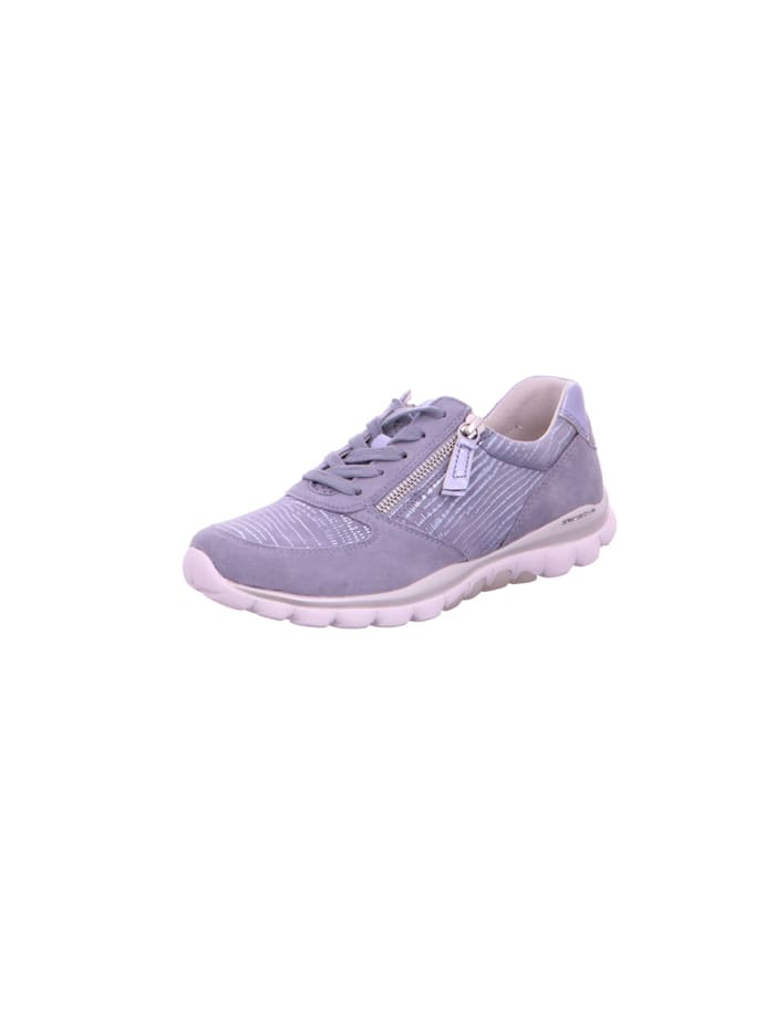 Gabor Sneakers, hell-blau