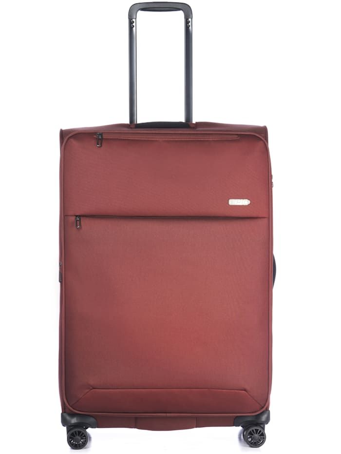 Epic Discovery Neo 4-Rollen Trolley 77 cm, brickred