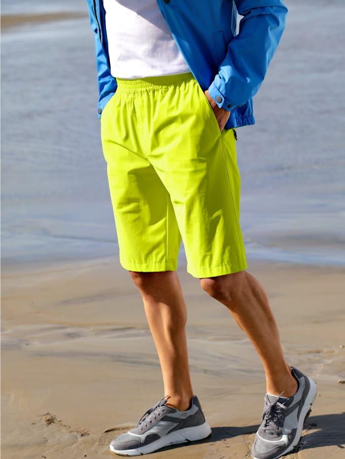 BABISTA Funktionsshort auch zum Schwimmen geeignet, Neongelb