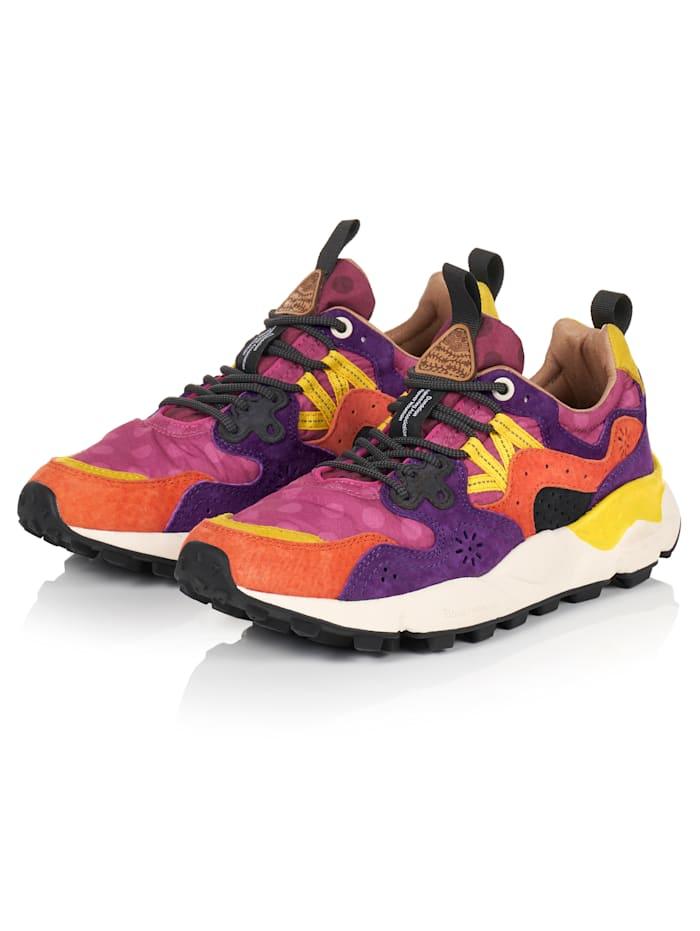 Flower Mountain Sneaker, Multicolor