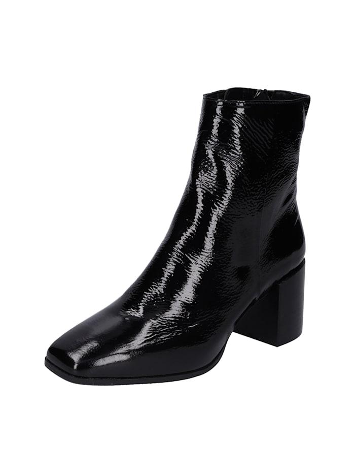 Tizian Damen-Stiefelette Avola 02, schwarz, schwarz