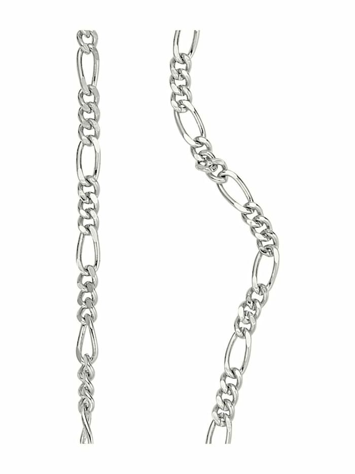 Ohrhänger für Damen, Sterling Silber 925, Figarogliederung