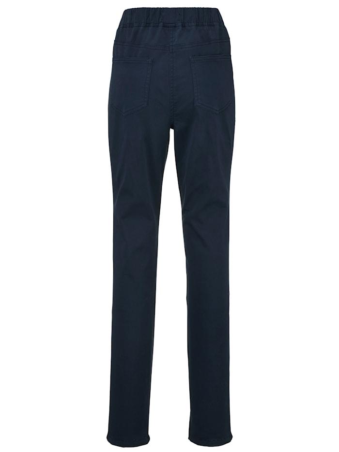 Pantalon à ceinture extensible