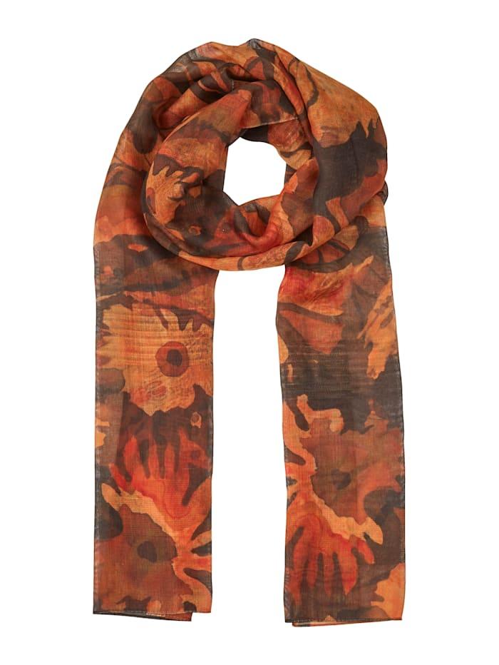 MONA Sjaal, Terracotta