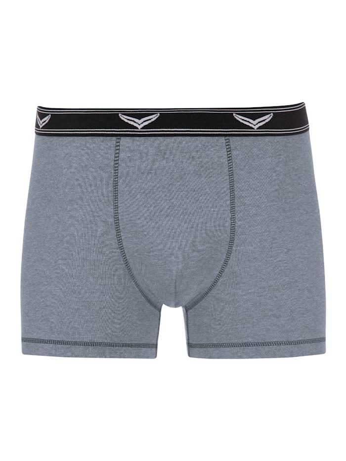 Herren Bequeme Pants mit Webgummibund