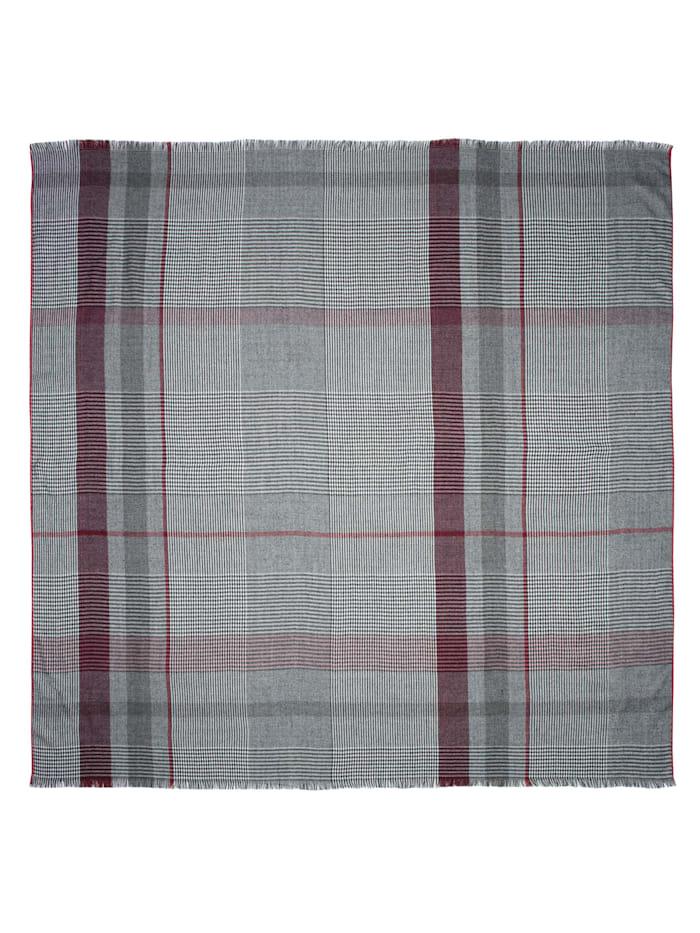 XL-Tuch mit klassischem Karomuster