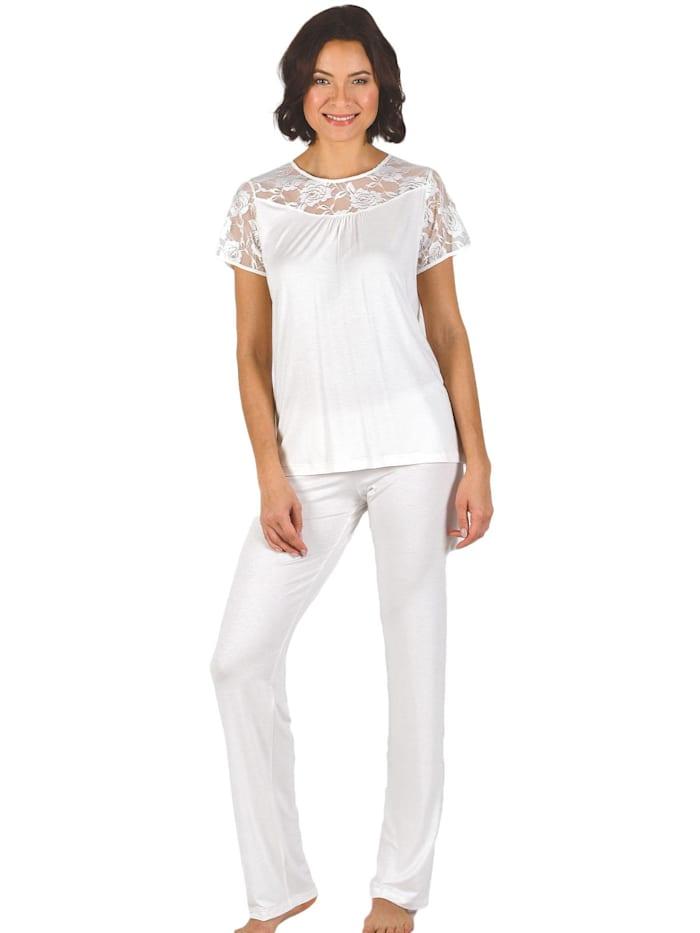 Cybèle Pyjama nightwear, champagner