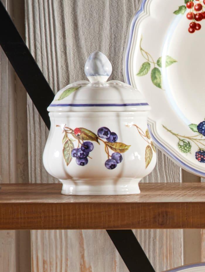 """Villeroy & Boch Sucrier """"Cottage"""", Multicolore"""