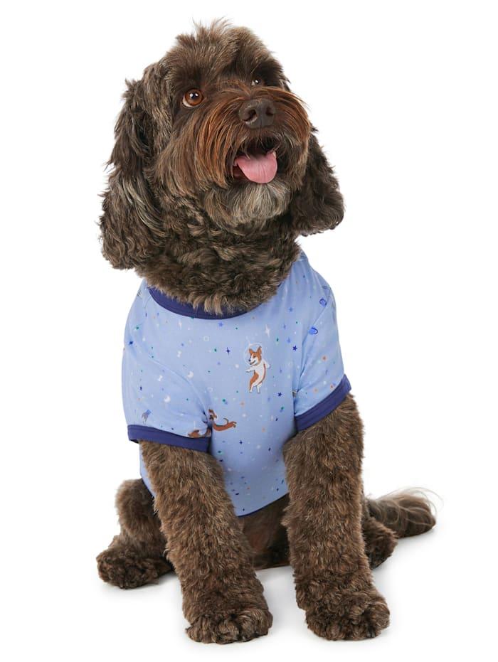 BedHead Hundepyjama, Hellblau