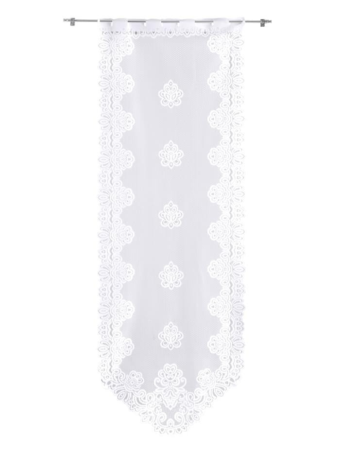 Webschatz Panneaux de fenêtre 'Sonoko', Blanc