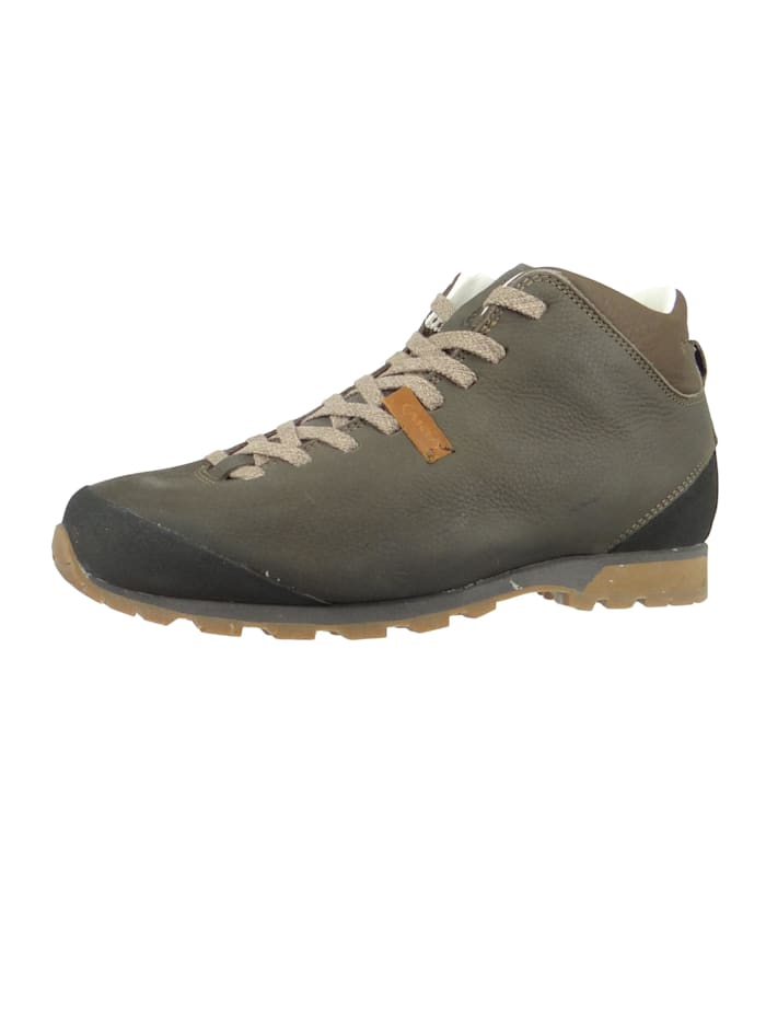 Aku 501.3-095 Bellamont III Mid Plus Wanderschuhe Trekkingschuhe Dark Brown Dunkelbraun, Dark Brown