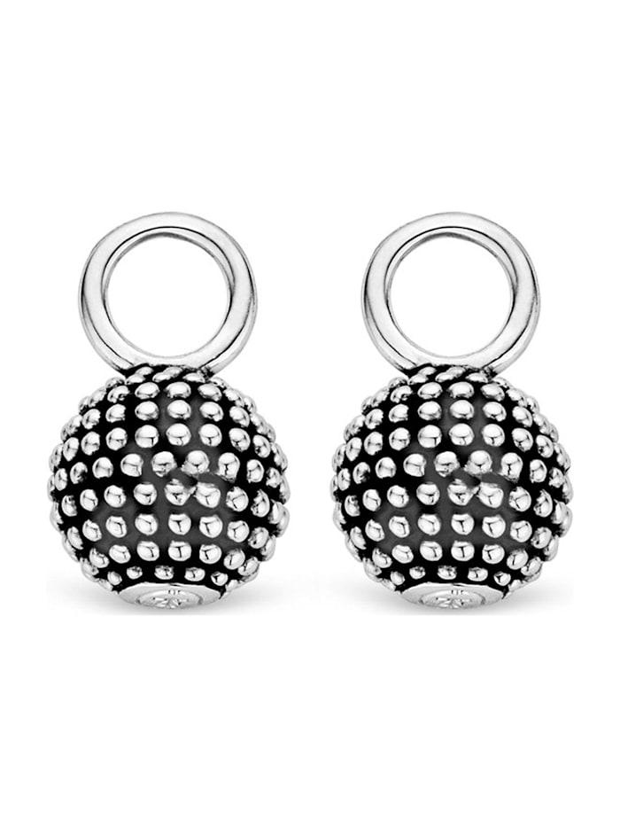 Ti Sento Milano Ti Sento - Milano Damen-Ohrringe 925er Silber, silber