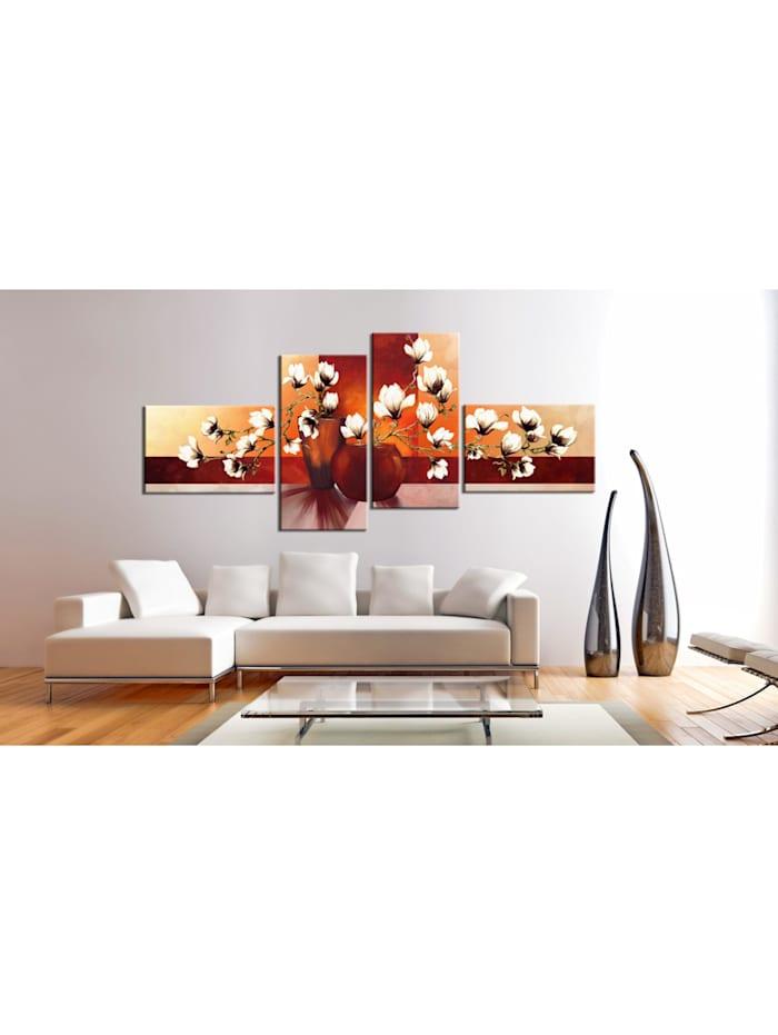 Wandbild Magnolien - Impressionen