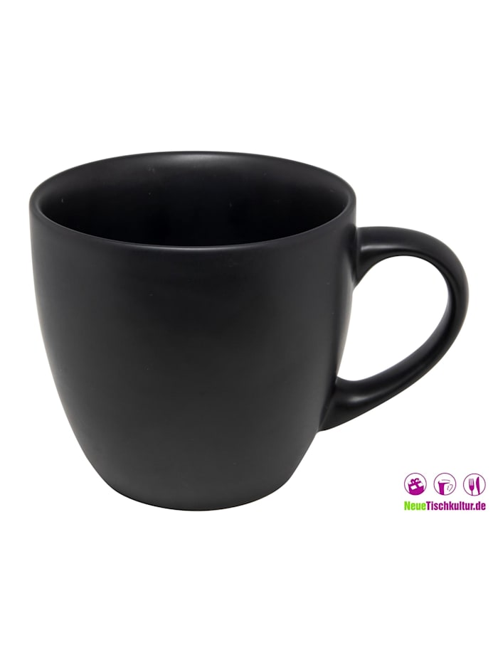 Tasse Black Matt