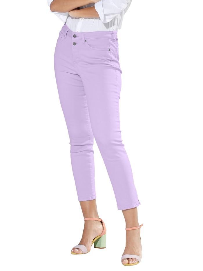 NYDJ Jeans 'Sheri' mit Shapingfunktion, Flieder