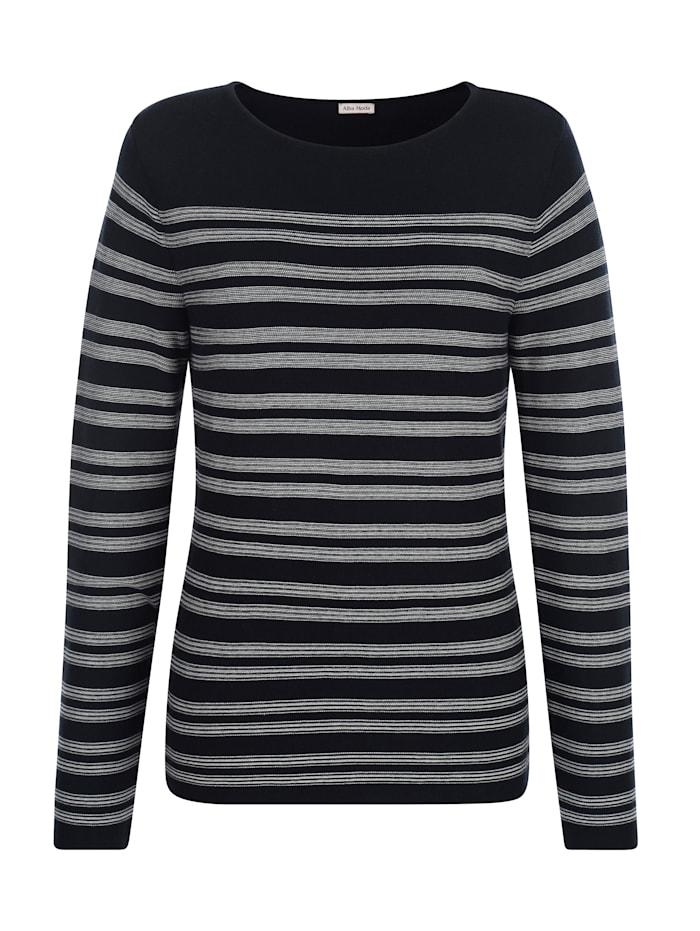Pullover im Jacquardstrick