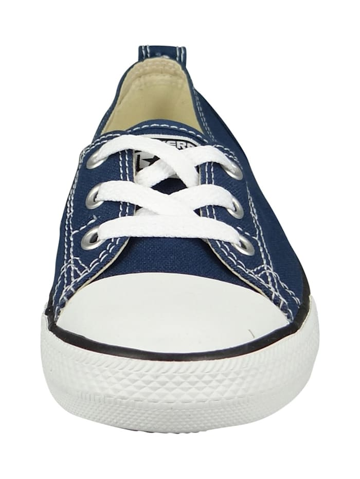 ballerina_shoe Chucks Ballerina 547165C Dainty All Star Ballet Lace Navy Blau